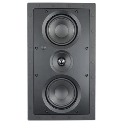 ArchiTech Premium Dual 5.25 In. LCRS Frameless Speaker, 2-Way