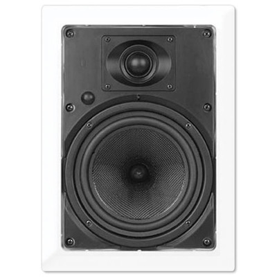 OEM Systems ArchiTech Kevlar 6.5 In. In-Wall Speakers, 2-Way