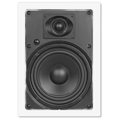 OEM Systems ArchiTech Premium 6.5 In. In-Wall Speakers, 2-Way