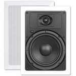OEM Systems ArchiTech Premium 8 In. In-Wall Speakers, 2-Way