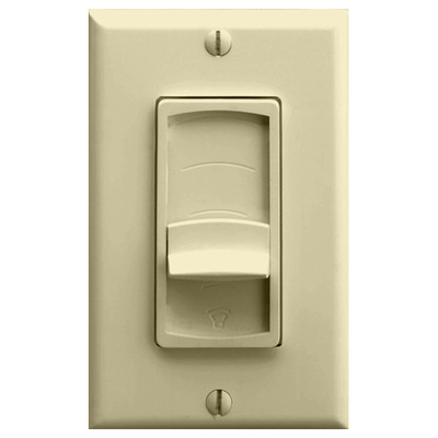 OEM Systems Pro-Wire Slider Volume Control, 100W, Ivory