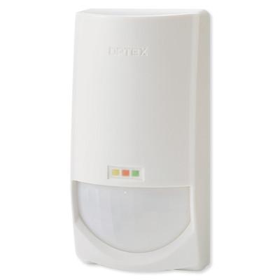 Optex CDX 50 Ft. x 50 Ft. Wall Mount PIR Motion Detector, Anti-Masking, Dual Tech