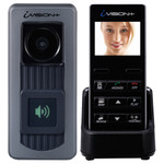 Optex iVision+ Wireless 2-Way Video Intercom System