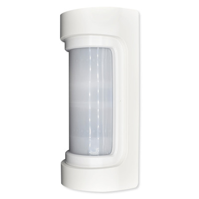 Optex VX Shield 90-Degree Wide Angle Outdoor Detector, Dual Tech