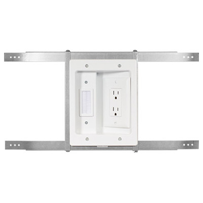 On-Q/Legrand TV Box New Construction Bracket