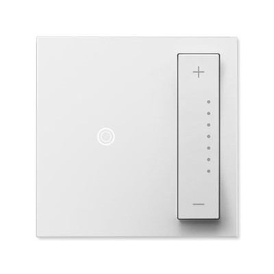 On-Q/Legrand Adorne Softap Wi-Fi Ready Master Dimmer, 700W, White