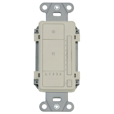 On-Q/Legrand Digital Audio High Performance Amplified Keypad, Light Almond (Open Box)
