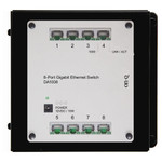 On-Q/Legrand 8-Port Gigabit Network Switch