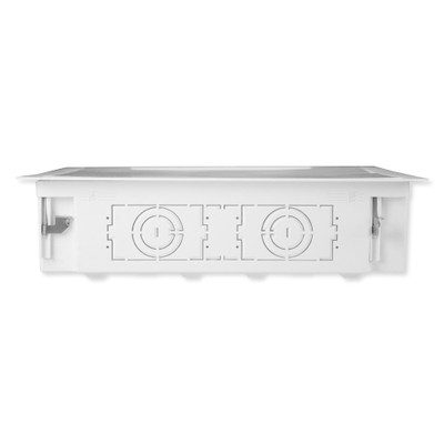 On-Q/Legrand Dual-Purpose In-Wall Enclosure, 17 In.
