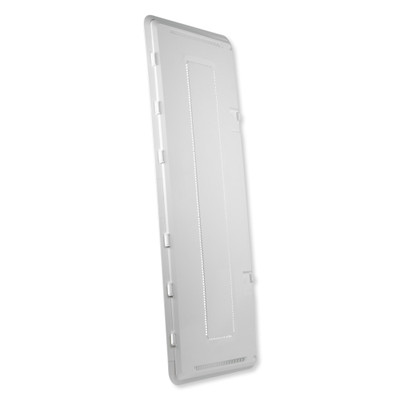 On-Q/Legrand Hinged Door and Trim for Plastic Enclosure, 42 In.