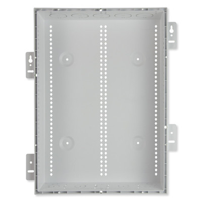 On-Q/Legrand Plastic Enclosure, No Cover, 20 In.