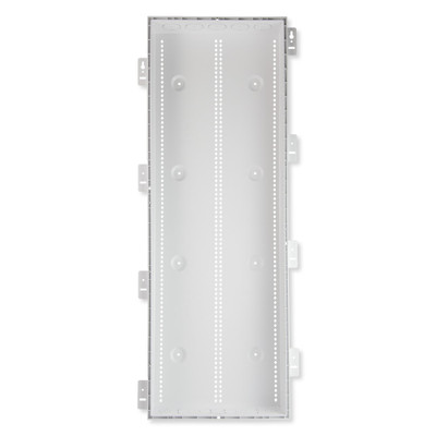 On-Q/Legrand Plastic Enclosure, No Cover, 42 In.
