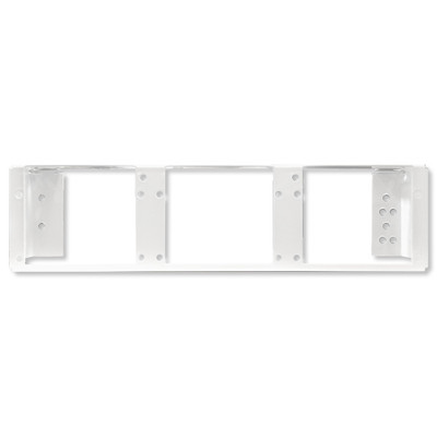 On-Q/Legrand 3-Bay Module Mounting Bracket