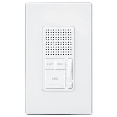 On-Q/Legrand Intuity Broadcast Intercom Room Unit