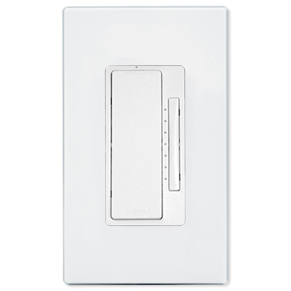 On-Q/ Legrand Radiant 3-Way RF Dimmer Wall Switch