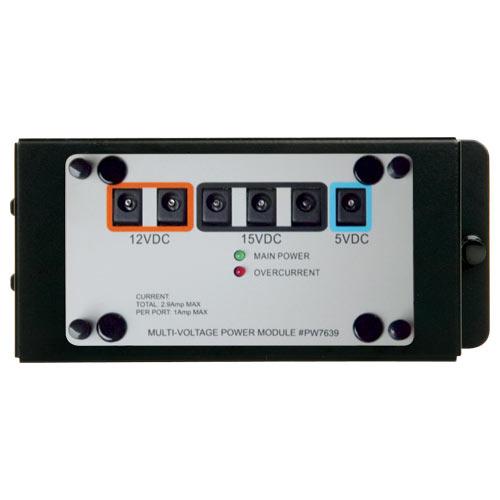 On Q Multi Voltage Power Distribution Module