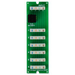 On-Q/Legrand 1x6 Telephone Board with RJ31X