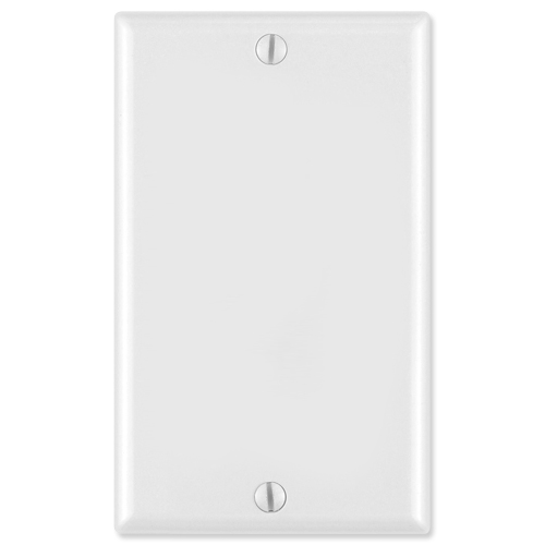 On-Q/Legrand Decorator Wallplate, Blank