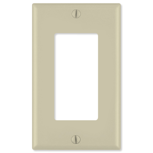 sc 1 st  Home Controls & On-Q/Legrand Decorator Wallplate 1-Gang