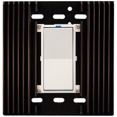 PCS PulseWorx UPB LED/CFL Dimmer Wall Switch, 2,400W, White