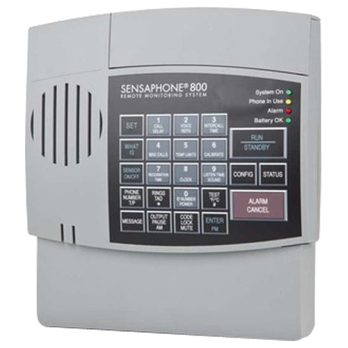 Sensaphone 800 Monitoring System, 8-Channel