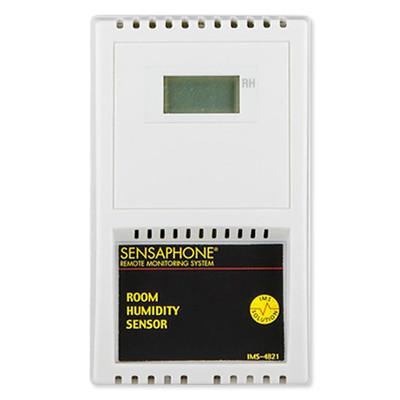 Sensaphone Humidity Sensor with LCD Readout