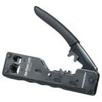 Platinum Tools Tele-TitanXg 2.0 Cat6A/10Gig Crimp Tool (with 10 Connectors)