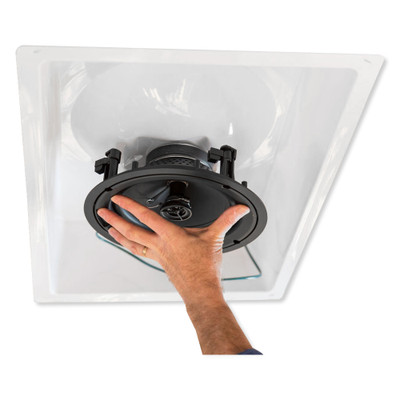 BackBoxx POPP™ In-Ceiling Speaker Surround