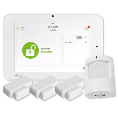 Qolsys IQ Panel 2 Kit, Verizon LTE