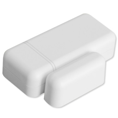 Qolsys IQ S-Line Encrypted Mini Door/Window Sensor, White