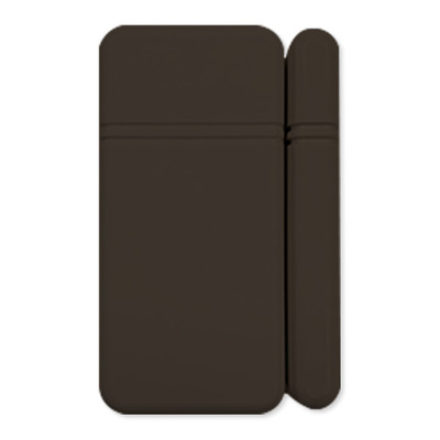 Qolsys Micro Door/Window Sensor, Brown