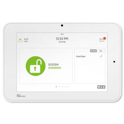 Qolsys IQ Panel 2+ (Verizon LTE, PowerG, S-Line 319.5 MHz)