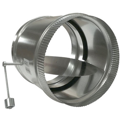 Rcs Hvac Bypass Damper 14 In