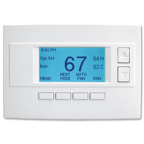 rcs tz45 z wave communicating thermostat 5 Wire Thermostat Wiring rcs z wave communicating thermostat