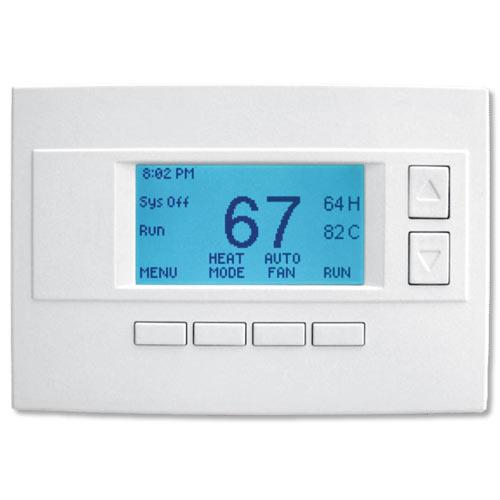 rcs digital thermostat tz45 z wave thermostat rh homecontrols com