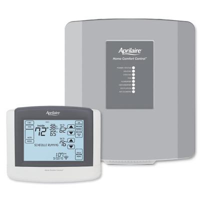 Aprilaire Wi-Fi Touchscreen IAQ Thermostat