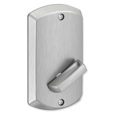 Schlage Control Smart Deadbolt with Greenwich Trim, Satin Chrome