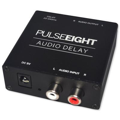Pulse-Eight Audio Delay