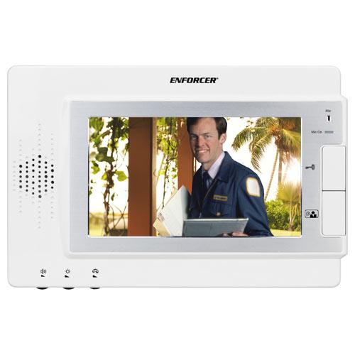 Seco-Larm Enforcer Hands-Free Video Door Monitor