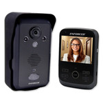 Seco-Larm Enforcer Wireless Video Door Phone Kit