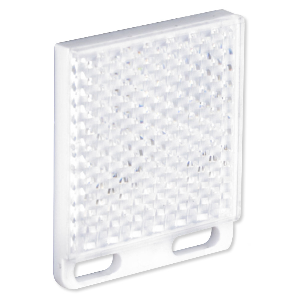 Seco-Larm Enforcer Square Reflector, 2 In. Square