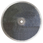 Seco-Larm Enforcer Round Reflector, 3 In. Diameter