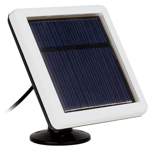 Seco Larm Enforcer Wireless Door Alert Solar Panel