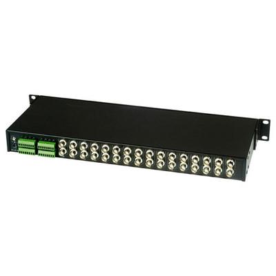 Seco-Larm Enforcer Active Receiver Hub, 16-Port