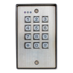 Seco-Larm Enforcer Access Control Keypad, Outdoor, Surface Mount