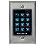 Seco-Larm Enforcer Access Control Keypad with Proximity Reader, Backlit