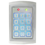 Seco-Larm Enforcer Access Control Keypad, Outdoor, Sealed/Weatherproof