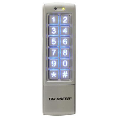 Seco-Larm Enforcer Access Control Keypad, Mullion-Style