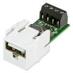 Seco-Larm Enforcer USB Keystone Charger