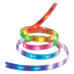 SATCO Starfish Wi-Fi 3 Ft. Indoor LED RGB & TW Tunable White Strip Tape Extension